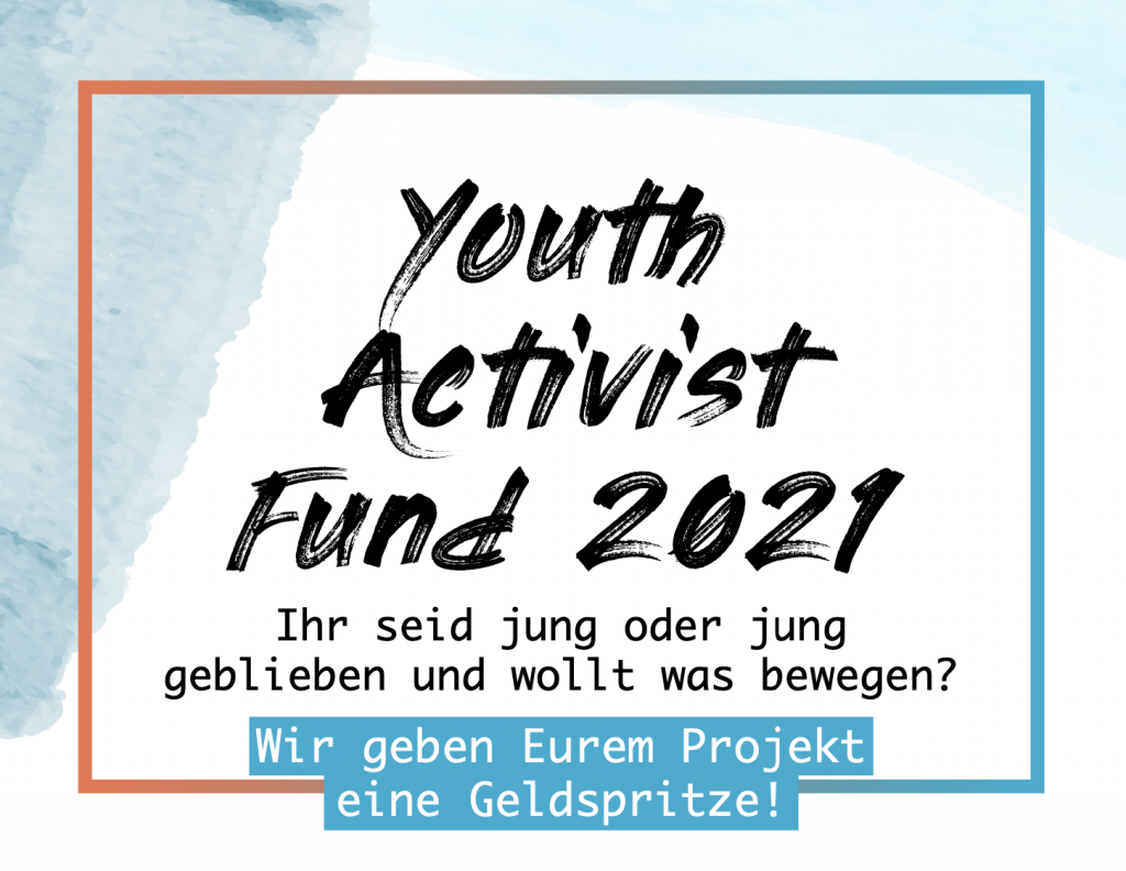 Youth Activist Fund 20 – YOUNG UTOPIANS